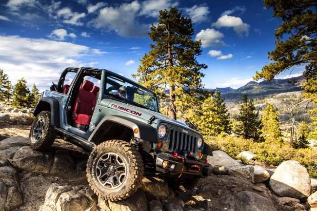 wrangler jeep фото